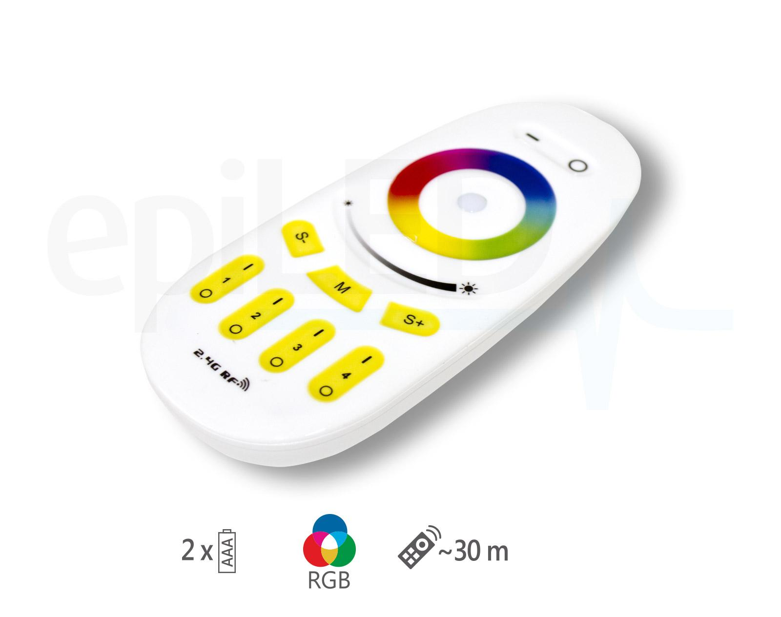 EC-4ZONE-RGB-REMOTE